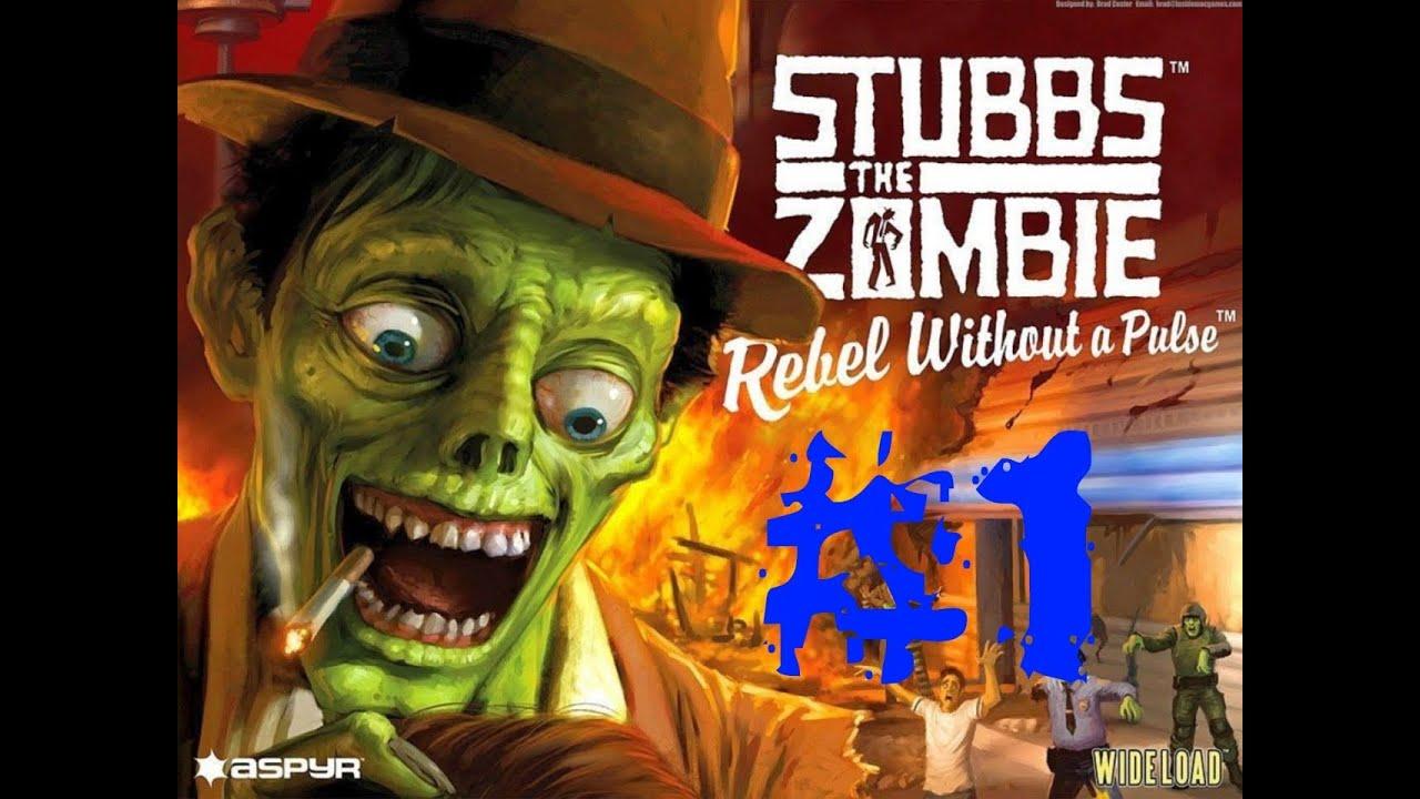 Стаббс зомби часть 2 обнимашки играть онлайн