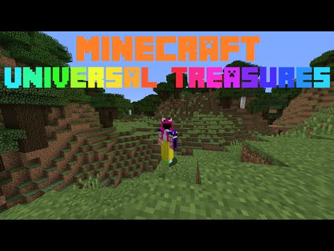 Minecraft Universal Treasures #2: Iron, Maps & Music