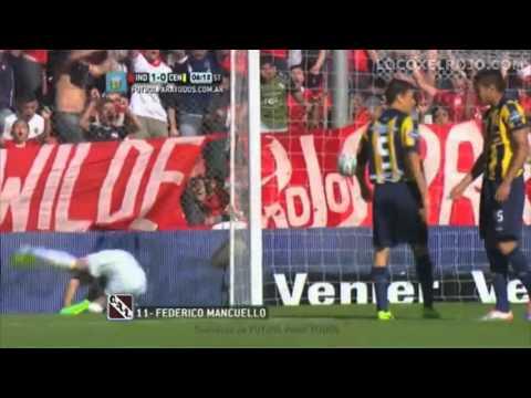 Todos los goles de Federico Mancuello en Independiente