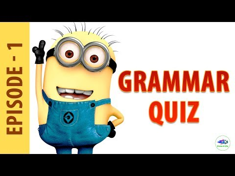 90% FAILS !!! WILL YOU PASS This Sentence Correction English Grammar Test ??? - Episode 1