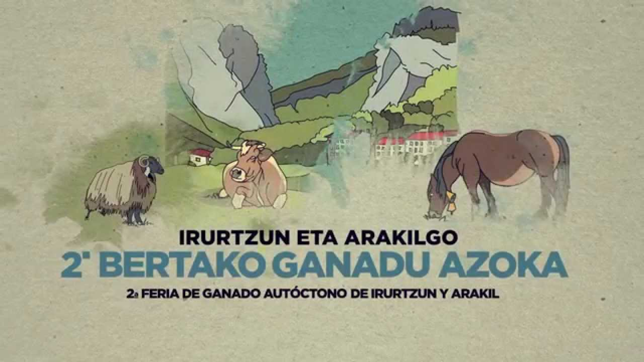 Feria Irutzun Arakil 2014 Casa Martinberika