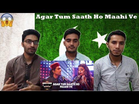 Pakistani Reacts To: Agar Tum Saath Ho Maahi Ve l T-Series Mixtape l Jubin N Prakriti K Abhijit V