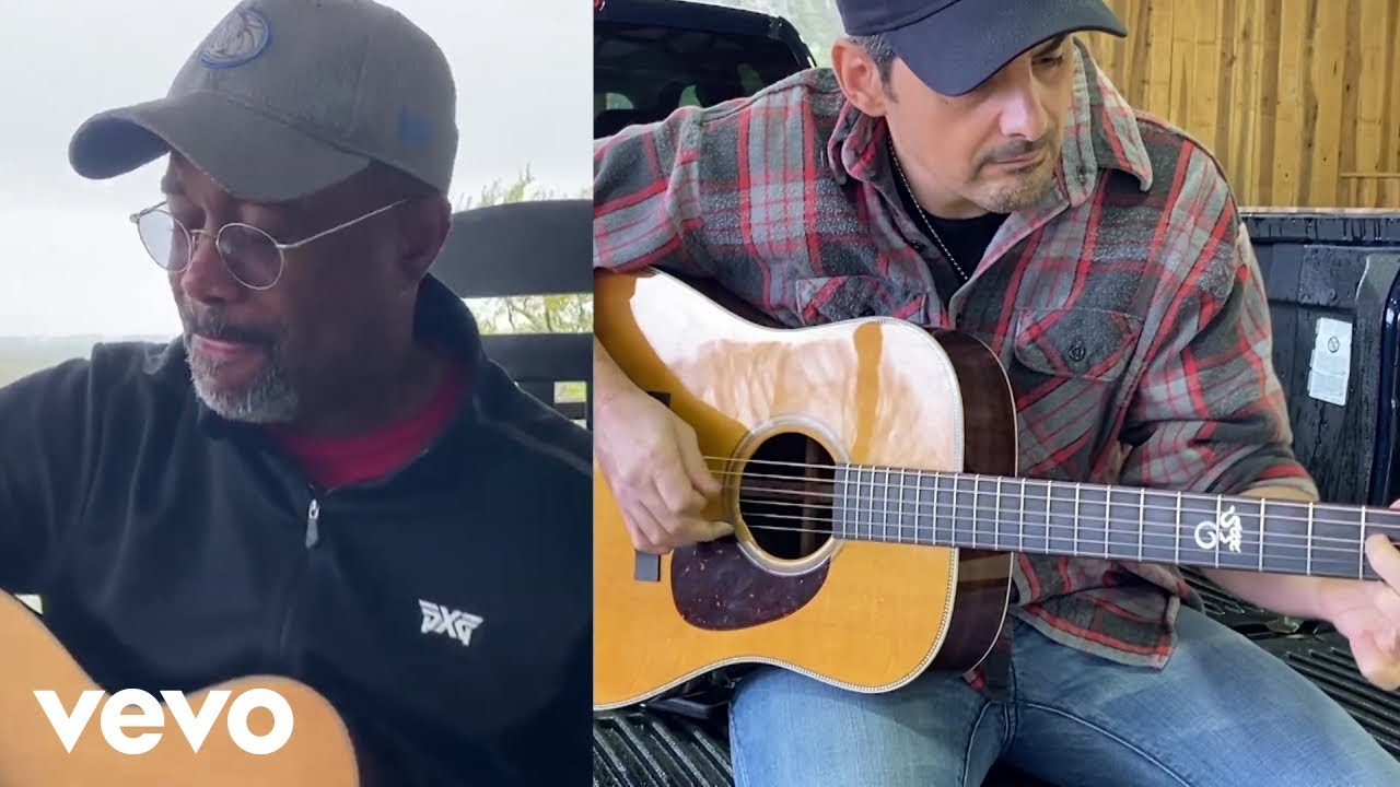 Darius Rucker - Wagon Wheel/Mud On The Tires (ACM Presents: Our Country)