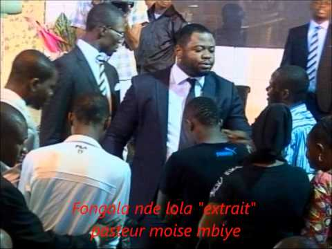 Pasteur moise mbiye feat mike kalambayi - fongola nde lola