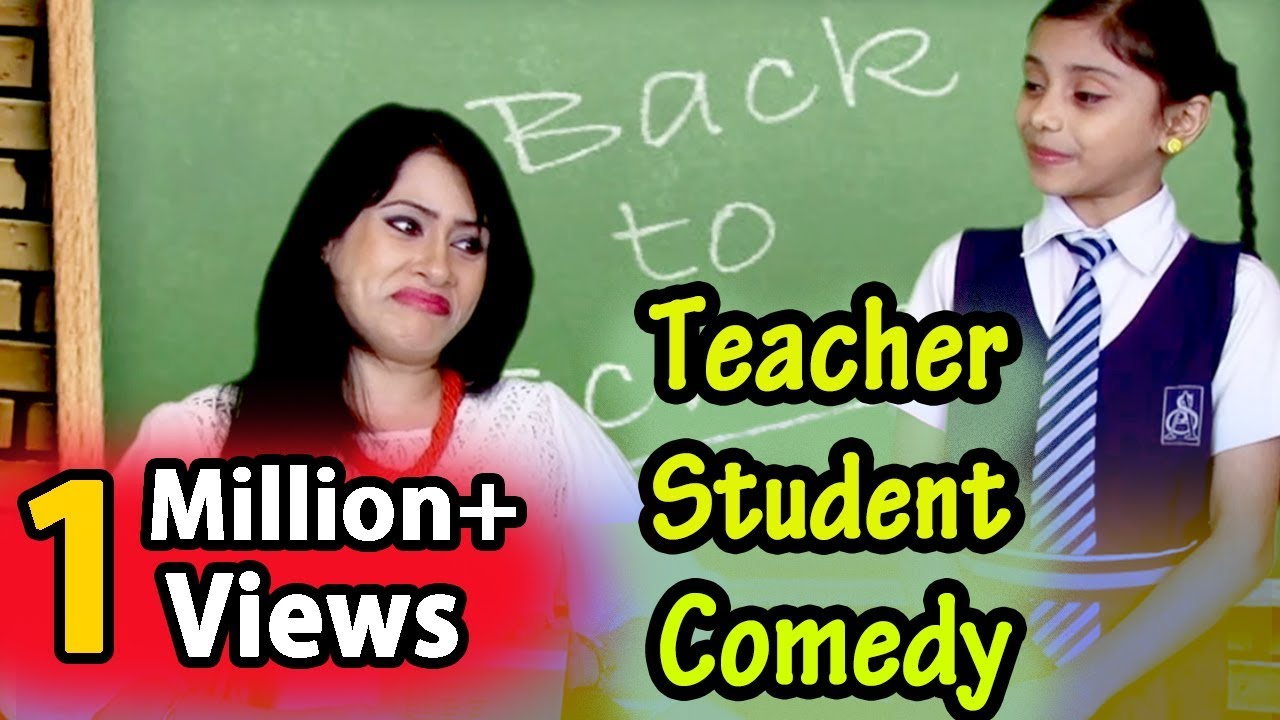 Teacher Student Best Jokes Collection Funny Videos Hilarious Comedy Hindi Jokes Compilation Youtube