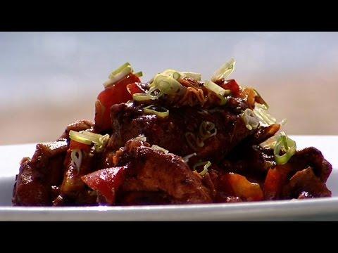 How To Make Brown Stew Chicken Part 2
