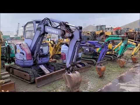 JAPAN USED EXCAVATORS ON SALE: AUCTION SIGHT