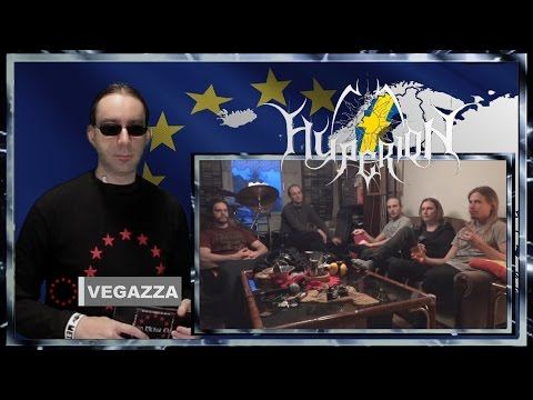 "HYPERION ""Seraphical Euphony"" (Interview) [ENG/SPA SUBTITLES]"