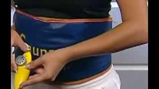 Пояс для похудения с эффектом сауны