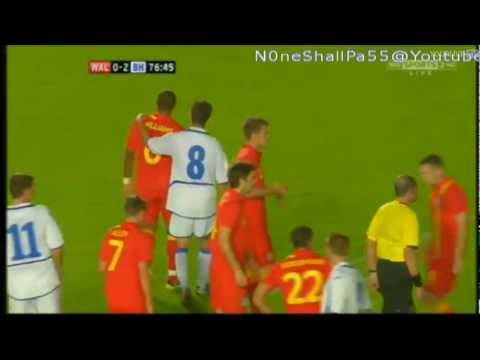 Wales 0 - 2 Bosnia and Herzegovina, Friendly 15th August(2012), Full Highlights!