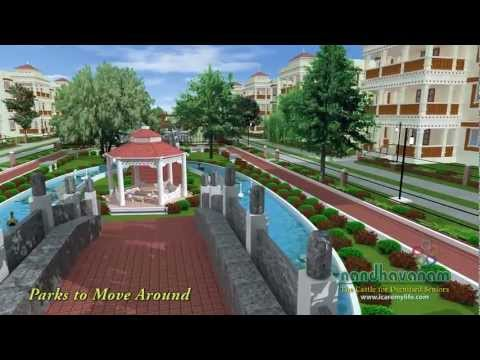 Nandhavanam - Retirement Living, Assisted Living, Serviced Old Age Homes, Chennai, India