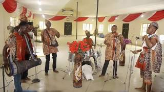 TALKING DRUM ENSEMBLE