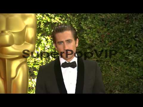 Jake Gyllenhaal at Academy Of Motion Picture Arts And Sci...