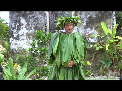 Investiture of Teamaru Komono Tutara Sonny Daniels - 17/10/14
