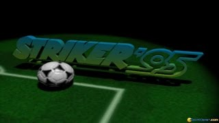 Striker 95 gameplay (PC Game, 1995)