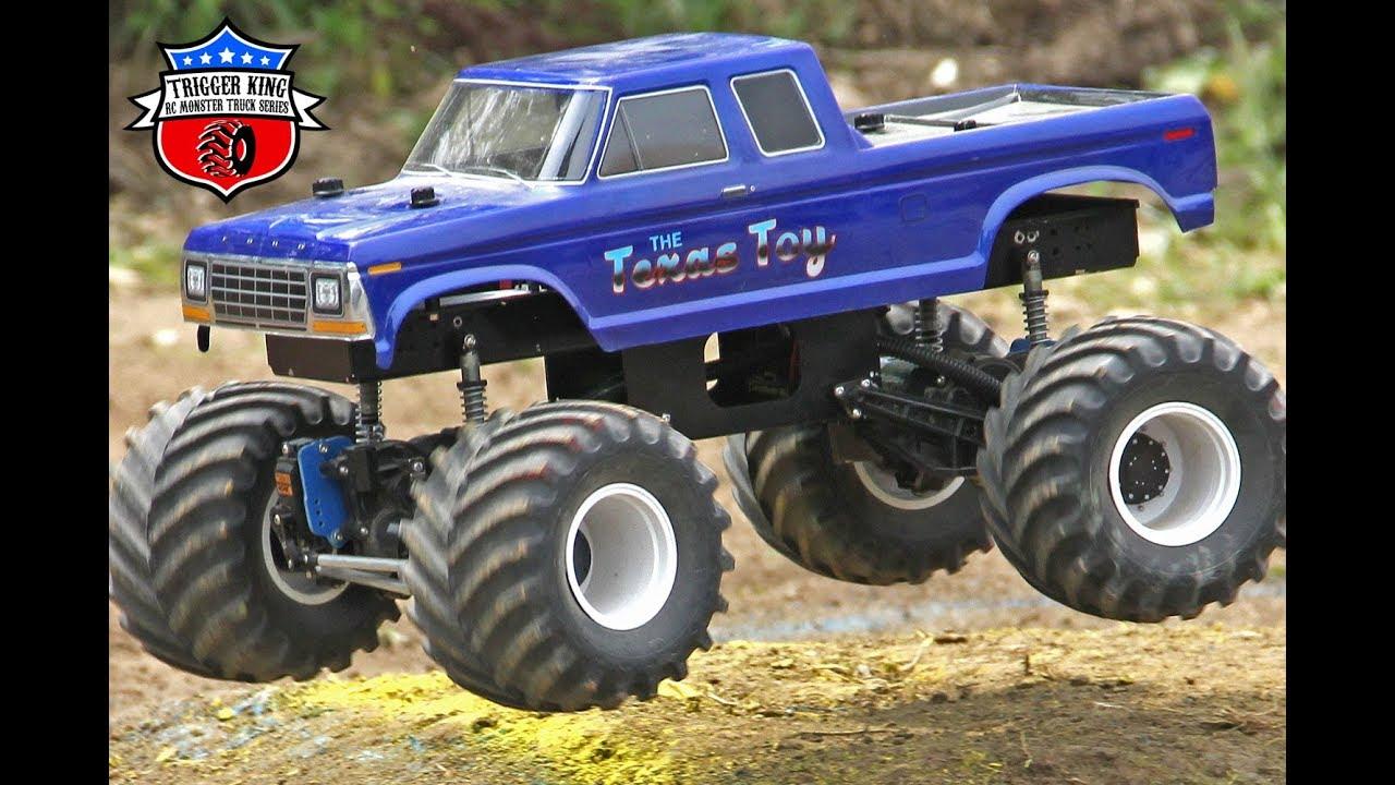 Champions Of Outlaw Retro 2017 Summer Season Series Trigger King R C Monster Trucks Youtube