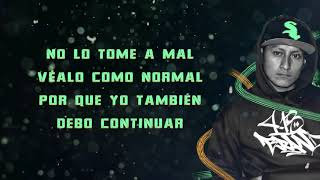 SUPONGO - FUYO MC ( RUNA RAP ) FT BRN RAP ( CLIKA NOSTRA ) - VIDEO LYRIC 2020 🇪🇨