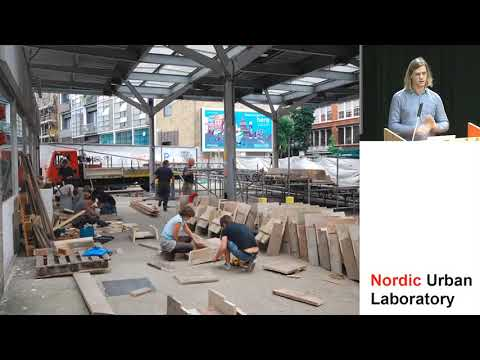 Nordic Urban Lab 2018 - keynote by Anthony Meacock, Assemble
