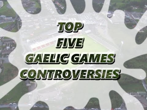Top 5 Gaelic Games Controversies