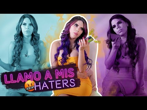 Llam�ndole a mis Haters | Lizbeth Rodr�guez