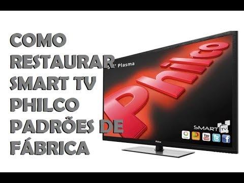 Smart TV PHILCO não funciona YouTube - RESOLVIDO! - YouTube