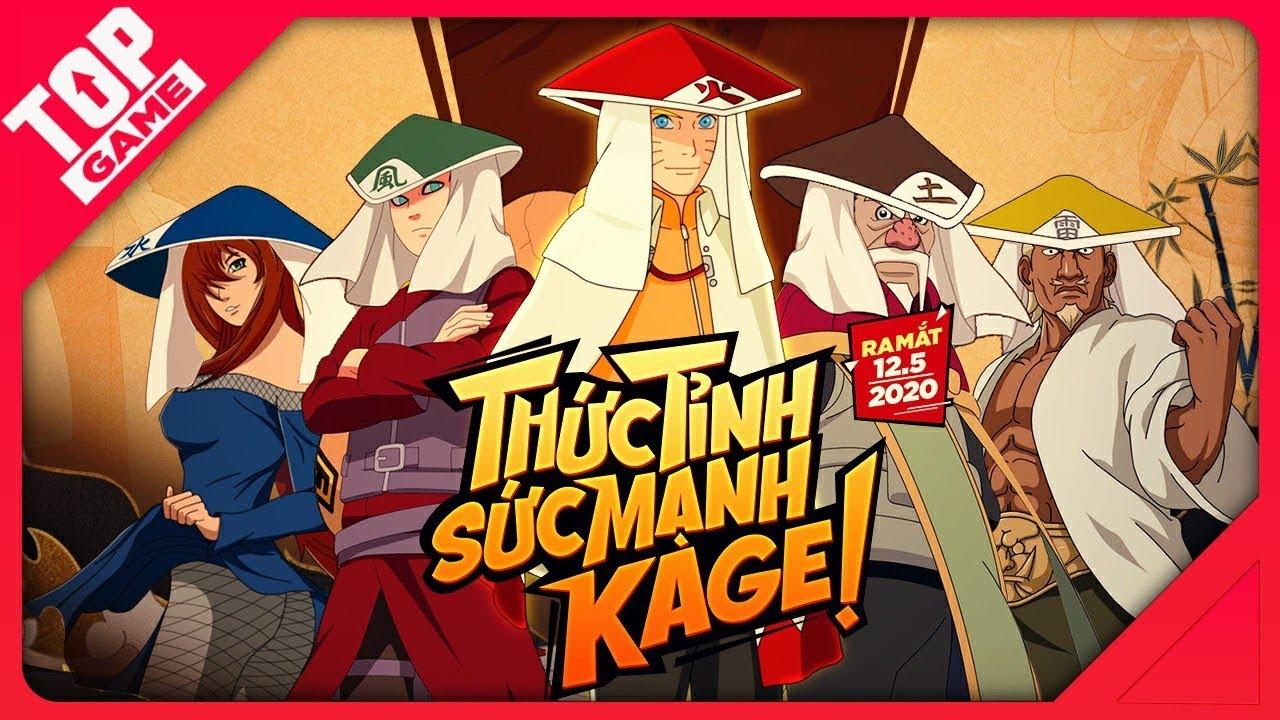 [Topgame] Nhẫn Giả Chi Thuật – WebGame 100% Chuẩn Nguyên Tác Naruto