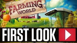 Farming World: Gameplay First Look