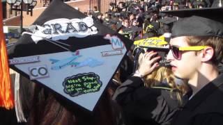 My Graduation from the University of Michigan