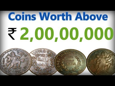 MOST VALUABLE 1818 COPPER COIN WORTH MORE THAN 2 CRORE | HANUMAN COINS| HABEL NUMISMATIC