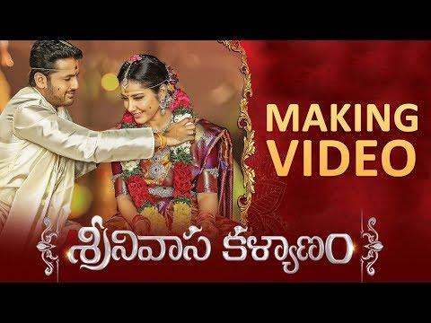 Srinivasa Kalyanam Movie Making - Nithiin,...