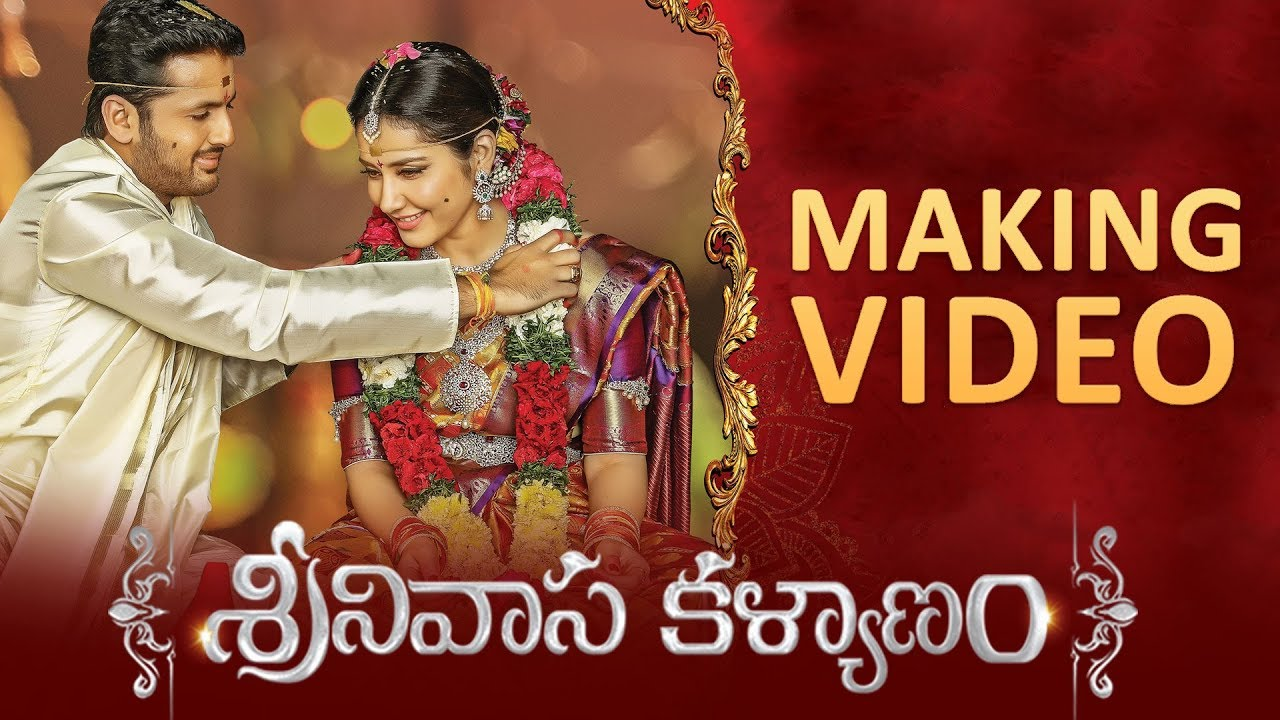 Srinivasa Kalyanam Movie Making Nithiin Raashi Khanna Vegesna Sathish Dil Raju