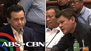 TV Patrol: Trillanes, inusisa ang tattoo ni Paolo Duterte