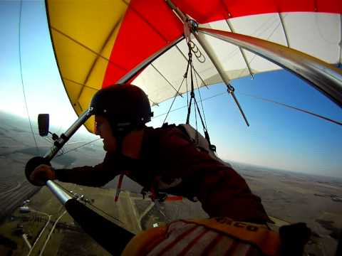 Day 14. My first ever soaring flights!