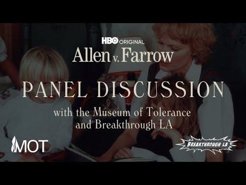 Download Allen v Farrow Episode 3 Panel with Museum of Tolerance and Breakthrough LA