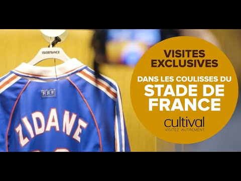 Behind the Scenes of the Stade de France - Video