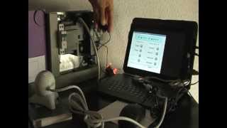 Tablet-PC with Linux as PROFINET controller