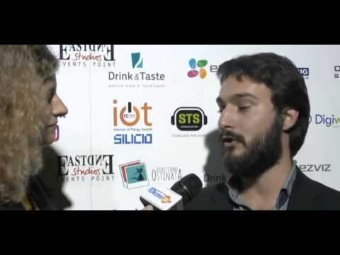 Interview with Davide Scarso | IoT Awards - NC Digital Awards 2016
