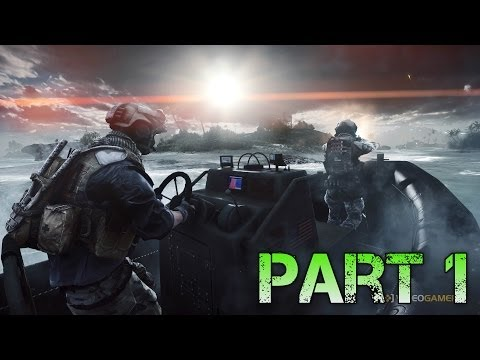THEM RUSSIANS! - Battlefield 4 Walkthrough/Gameplay PART 1