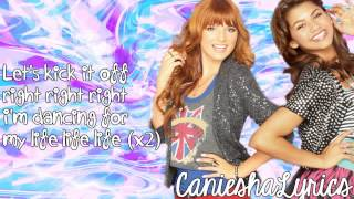 Shake It Up - Adam Hicks & Drew Seeley - Dance For Life (Lyrics Video) HD