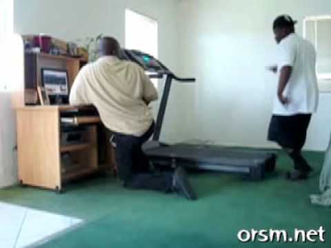 funny fat people falling gifs