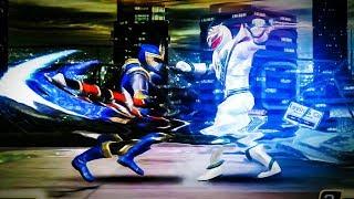 Power Rangers: Legacy Wars (Android) - Blake vs. Drakkon