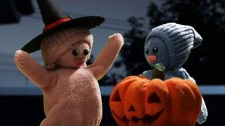 [stop motion animation] COTTON GLOVERS #2 The Unnamable in HALLOWEEN