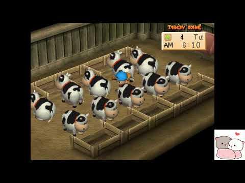 Harvest Moon Trao Đổi Thú Nuôi - Cheat Game Để Làm Giàu Ngay Khi Bắt Đầu - Share Save Của Tui