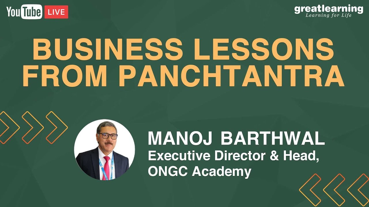 Business Lessons from Panchtantra | Human Resource Management