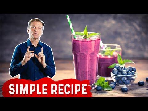 Do-It-Yourself Homemade Electrolyte Shake