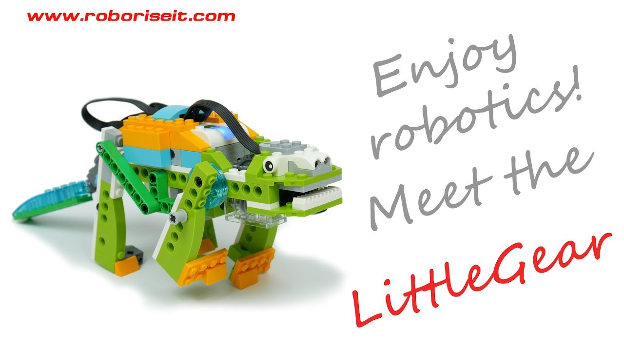 Видео обзор конструктора LEGO Education WeDo 2.0 - YouTube
