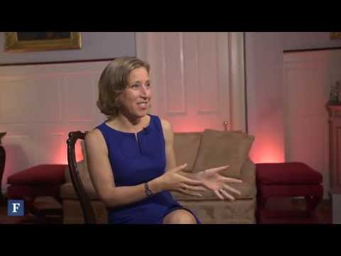 Susan Wojcicki: Google Employee #18 | Forbes