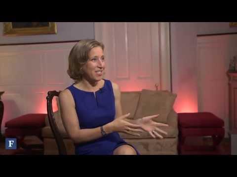 Susan Wojcicki: Google Employee #18 - YouTube