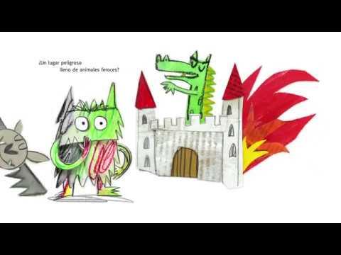 El Monstruo de Colores va al cole, de Anna Llenas - Booktrailer ...