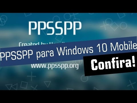 emulador psp para windows 10